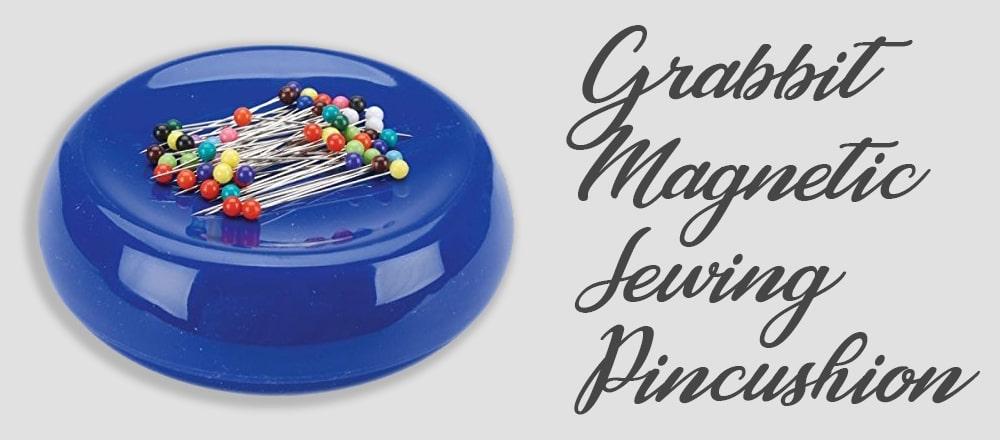 Grabbit Magnetic Sewing Pincushion