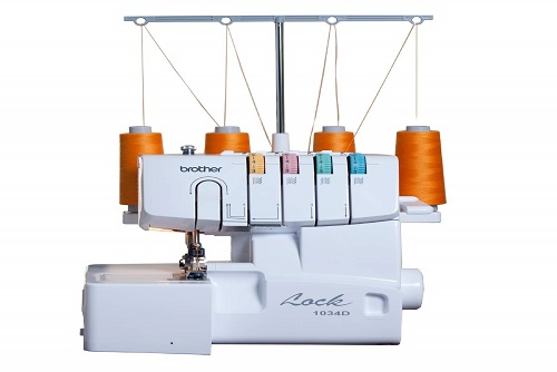Brother 1034 3/4 Thread Serger With Differential Feed