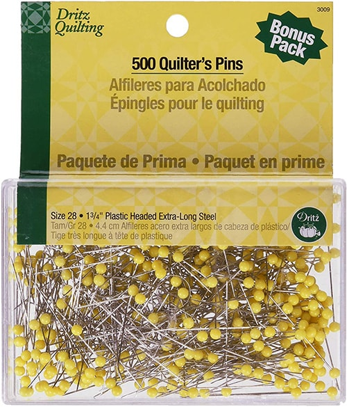 Dritz 3009 Quilting Pins