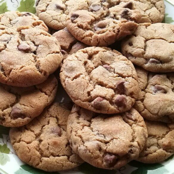 My Favorite Choc Chip Cookie Recipe