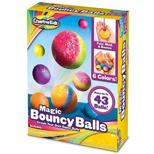 Creative Kids DIY Magic Bouncy Balls