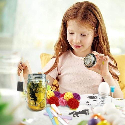 Fairy Lantern Craft Kit for Kids