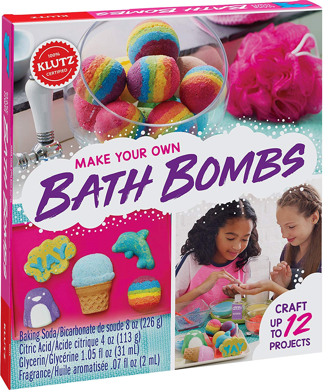 Bath Bombs Craft Kit