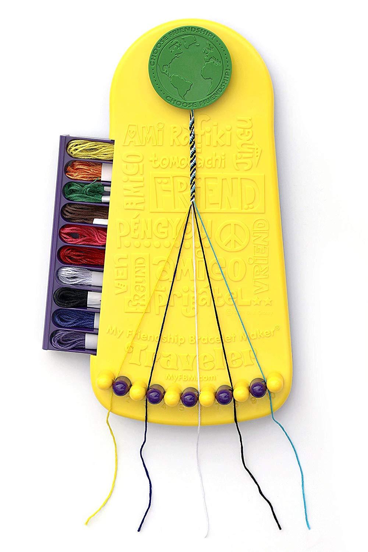 Friendship Bracelet Maker Kit