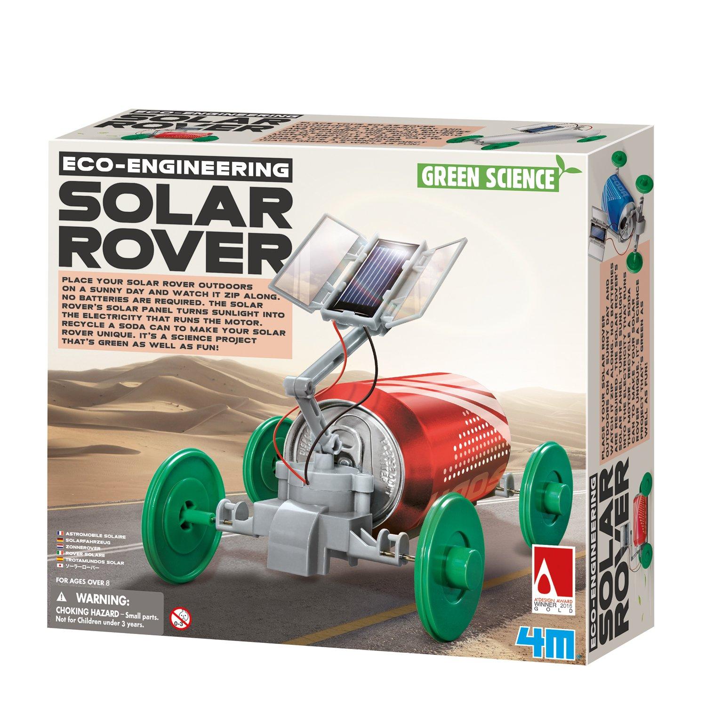 Solar Rover Kitt