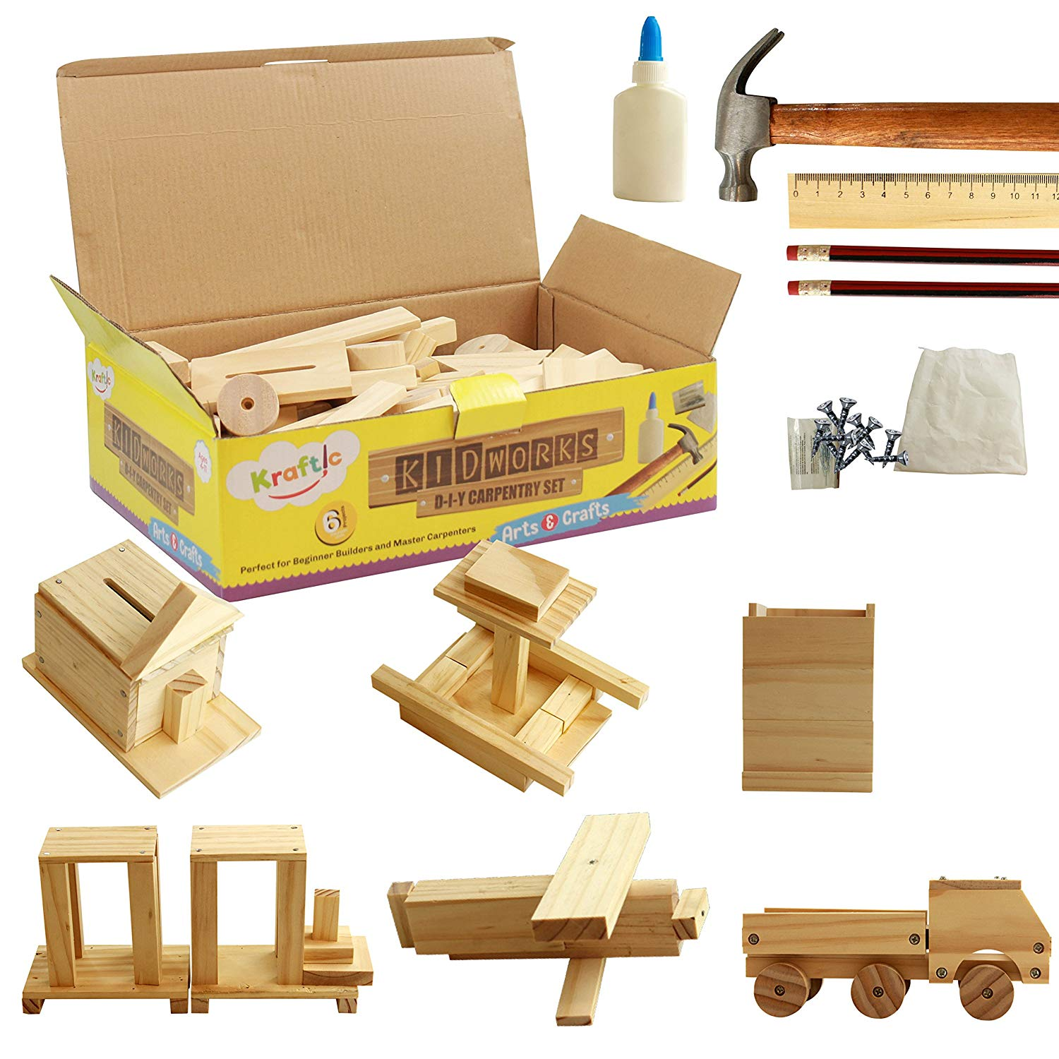Carpentry Woodworking Kit