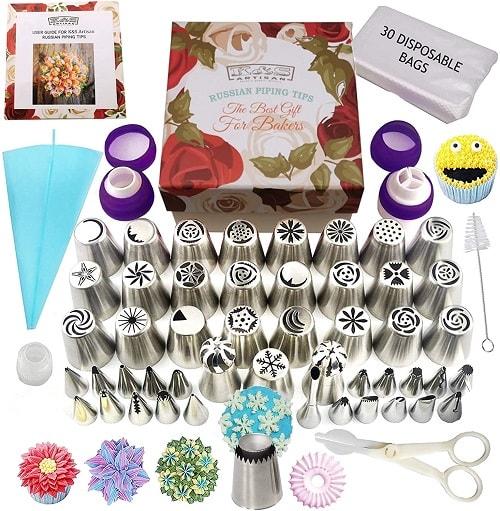 Cake Decorating Supplies Kit